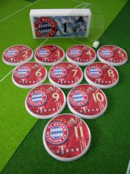 Jogo de botão Bayern Munchen (ALE)