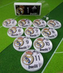 Jogo de botão Real Madrid (ESP)