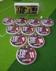 Jogo de botão Flamengo (BRA)