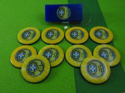 Jogo de botão Brasil