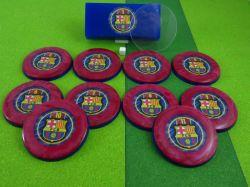 Jogo de botão Barcelona (ESP)