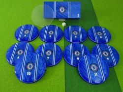 Jogo de Botão Chelsea (ING)