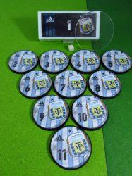 Jogo de botão  Selecão  Argentina