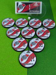 Jogo de botão River Plate (ARG)