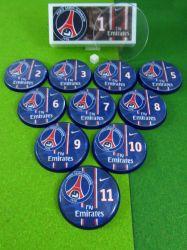 Jogo de botão paris saint germain (FRA)