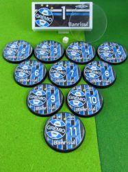 Jogo de botão Gremio (BRA)