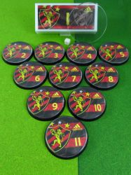 Jogo de botão Sport  Recife (BRA)