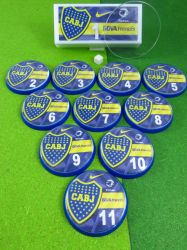 Jogo de botão Boca Juniors (ARG)