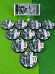Jogo de botão Atlético Mineiro (BRA)