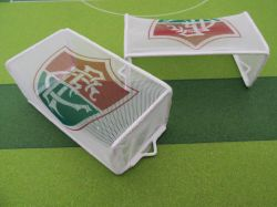 Par de  Baliza oficial Fluminense (BRA)