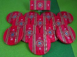 Jogo de botão Bayern München (ALE)