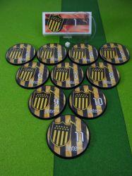 Jogo de botão Peñarol (URU)