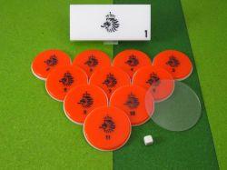 Jogo de Botão Holanda