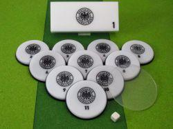 Jogo de Botão Alemanha