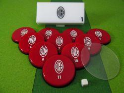 Jogo de Botão Milan (ITA)