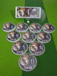 Jogo de botão Real Madri (BRA)