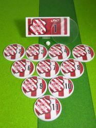 Jogo de botão Bangu (BRA)