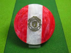 Botão avulso Manchester United (ING)