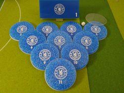 Jogo de Botão Chelsea