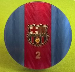 Botão Barcelona (ESP)