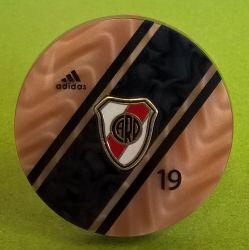 Botão River Plate ( ARG )