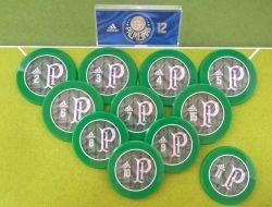 Jogo de botão Palmeiras