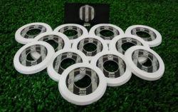 Jogo de botão Argola resinado  Juventus (ITA)