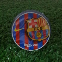 Beque avulso Barcelona