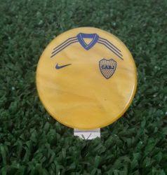Botão Avulso Boca Juniors