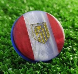 Botão avulso Atlético de Madrid