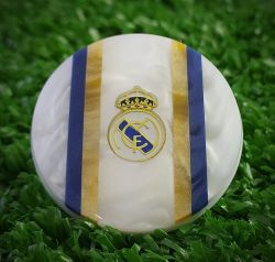 Botão avulso Real Madrid