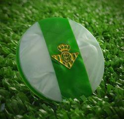 Botão avulso Real Betis