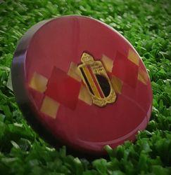 Botão avulso Seleção da Bélgica II