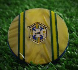 Botão avulso Brasil