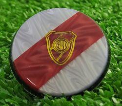 Botão avulso  River Plate