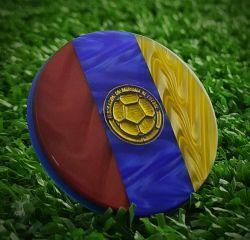 Botão avulso seleção da Colômbia