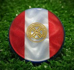 Botão avulso seleção do Paraguai