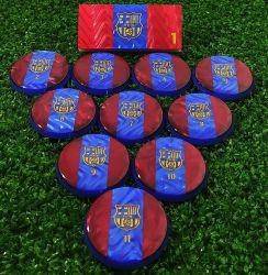 Jogo de Botão Barcelona (45mm)