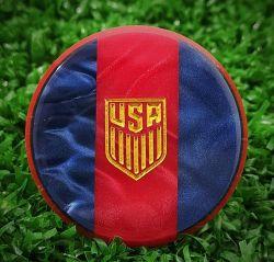 Botão avulso seleção USA