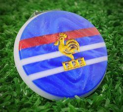 Botão avulso seleção França