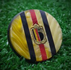 Botão avulso Seleção da Bélgica
