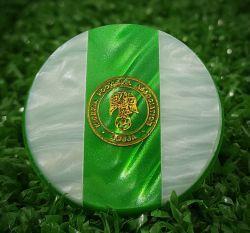 Botão avulso seleção da Nigéria