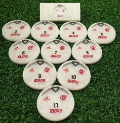 Jogo de botão Flamengo